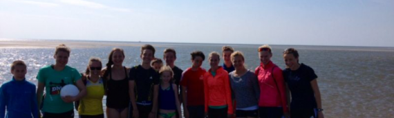 Trainingslager St. Peter-Ording 2014